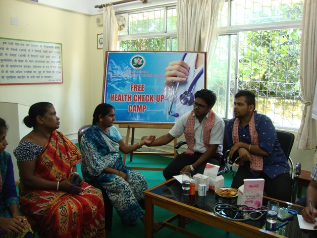 Free Health Check UP Camp 20 July 2015